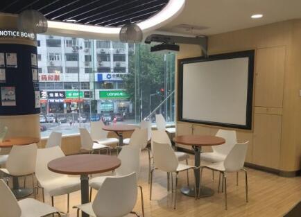深圳华尔街英语金光华中心